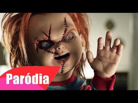 A Maldição de Chucky (Paródia/Redublagem)