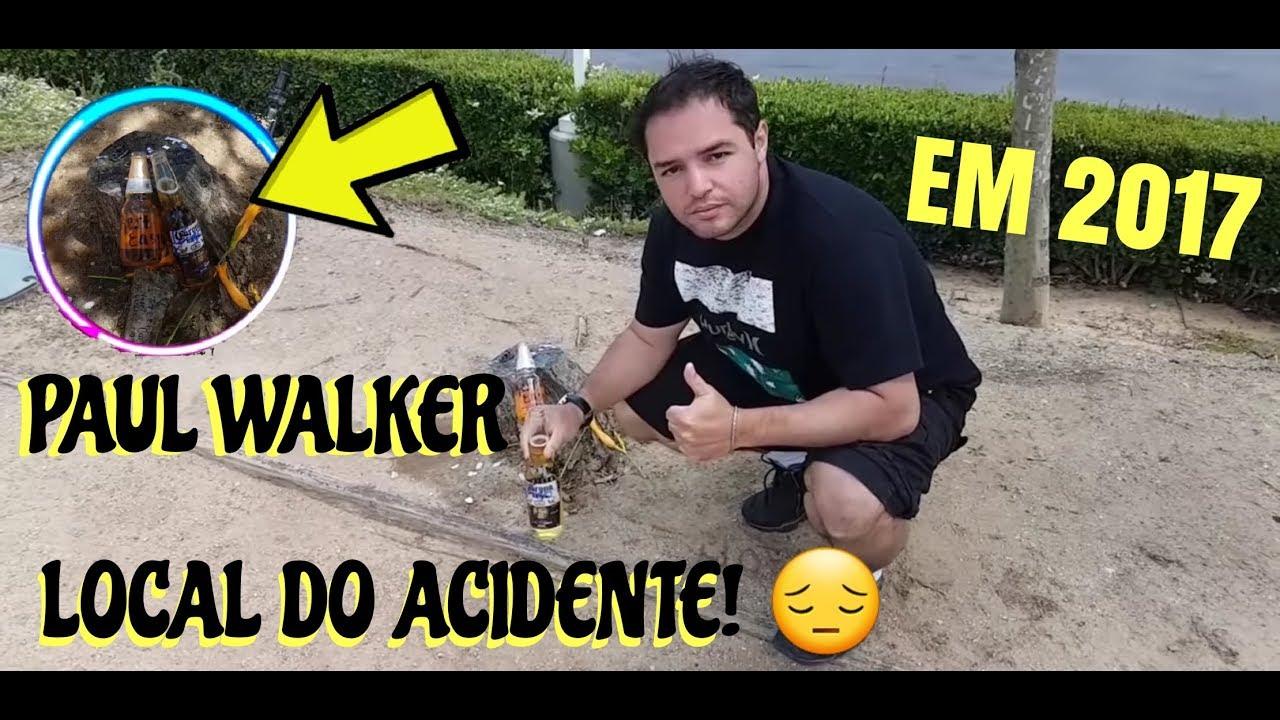 Paul Walker Local Do Acidente Em 2017 Bsb Turbo Youtube