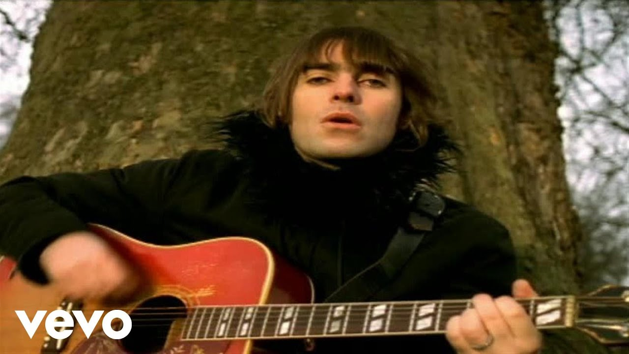 Oasis Songbird Official Video Youtube