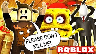 you will quit Roblox after watching this recording... (Roblox Scary Elevator)