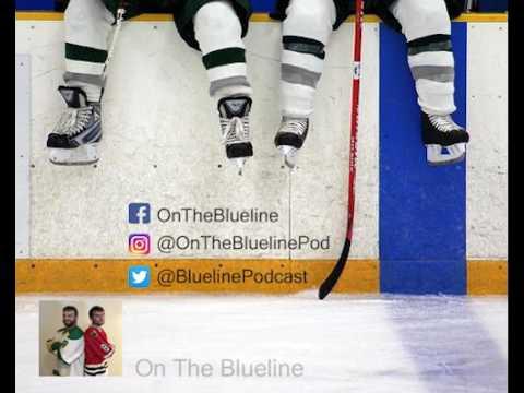 On The Blueline Hockey Podcast - Episode 9 - January 20th, 2017