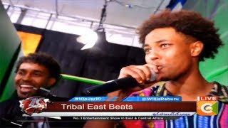 Tribal East Beats Performs Live #10over10
