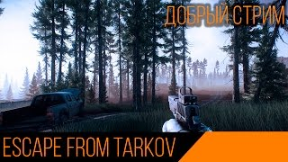 Escape From Tarkov Добрый стрим ...