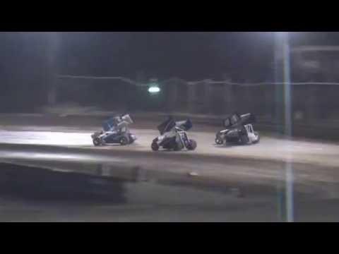 Cottage Grove Speedway, September 10, 2016, 360 Sprint Cars A-Main
