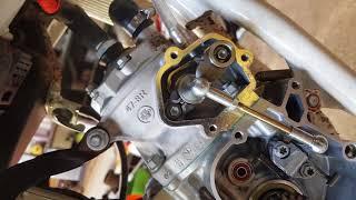 Husqvarna tc 85 2018 casse moteur 2 h de marche
