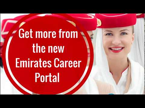 Emirates Open Days - Get The Most From The New Emirates Recruitment Portal