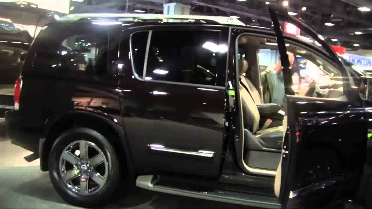New nissan armada 2015 model youtube new nissan armada 2015 model vanachro Choice Image