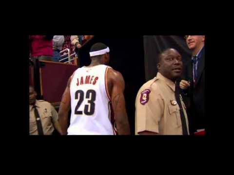 2008 NBA Playoffs: Boston Celtics vs Cleveland Cavaliers