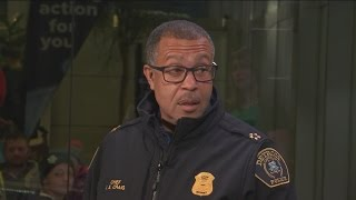 Detroit Police Chief James Craig speaks on 7 Action News This Morning