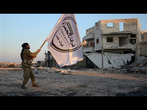 Turkish-Backed Rebels Capture Syrian City From ISIS