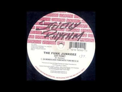 The Funk Junkeez - Got Funk ? (Strictly Rhythm 1997) (SR12522)
