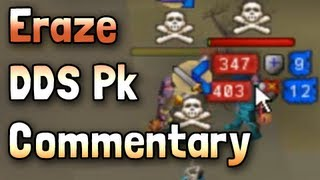 Runescape Eraze  Pk Commentary # 1 | Introduction to The Rune Society
