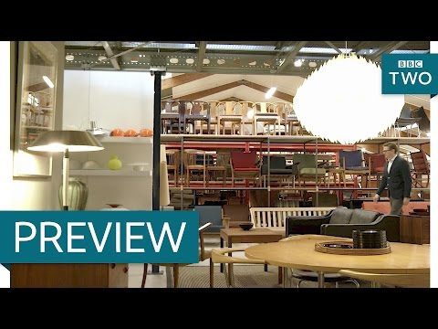 Danish furniture influenced the world - The House That £100k Built: Episode 3 Preview - BBC Two