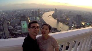 Thailand Vlog: 2 Days in Bangkok! (Siam, Sky Bar, Flower Market!)