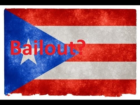 Bailout Puerto Rico? Bailout Everything? Puerto Rico Bondholders on Wall Street are 'Suicidal'