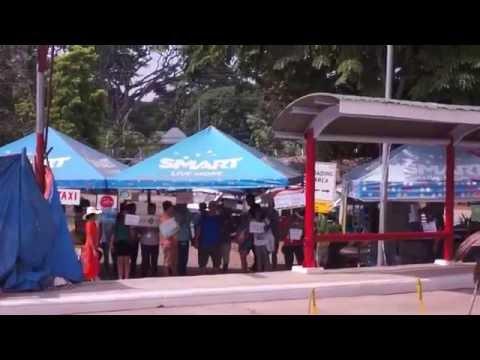 Domestic Airport Puerto Princesa (Arrival)