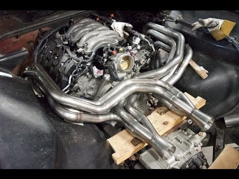 The Exotic Sound of 180-Degree Headers Small Block Chevy ...