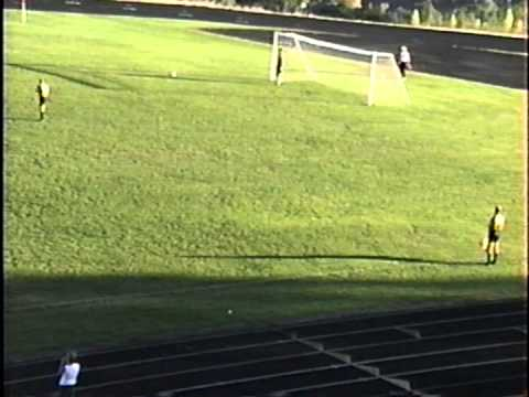 NWAACC College Soccer: UCC vs. Greys Harbor in Roseburg, Oregon 2001 Part Three - Second Half