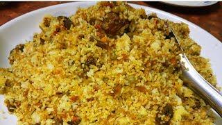 Hydarabadi chicken dum Biriyani recipe