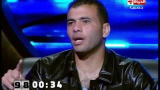 بالفيديو.. متعب عن وقفة رمضان على الكرة: 'لسه صغير'