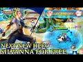 Next New Hero Silvanna Gameplay - Mobile Legends Bang Bang