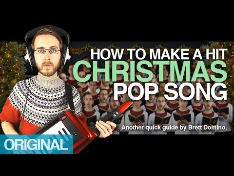 How To Make A Hit CHRISTMAS Pop Song