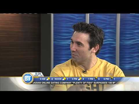 Roughnecks captain Andrew McBride on Right to Play - March 17th