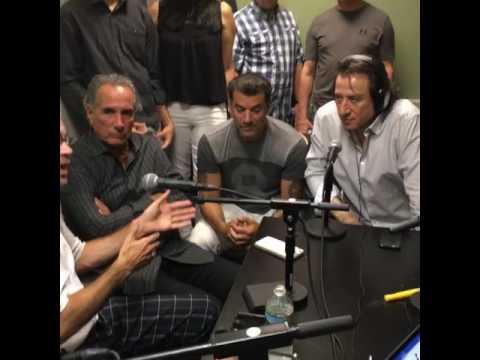 "Sopranos Federico ""Furio"" Castelluccio  Visits The Wiseguyz Show"