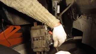 Снятие и установка суппорта на ВАЗ 2110 2112, Калина, Гранта, Приора, 2114 и 2115, 2108 2109