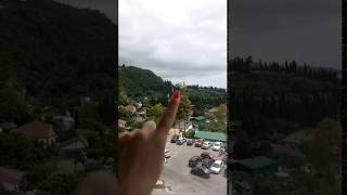 Смотровая Новый Афон Абхазия
