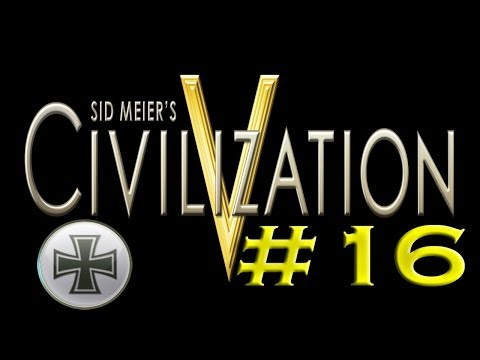 Civilization 5 Multiplayer - Island Nations - with MadCroc & Friends ep.16