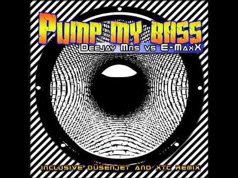 DJMNS Vs. E-MaxX - Pump My Bass (MNS Main Mix)