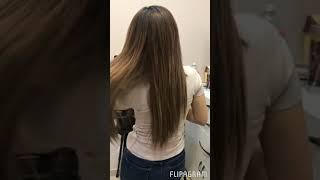Մազերի աճեցում/ Наращивание волос/ Hair extension