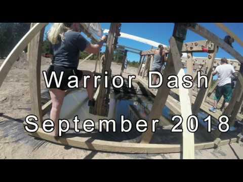 Colorado's Warrior Dash 2019