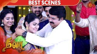 Nila - Best Scene  10th December 19  Sun TV Serial  Tamil Serial