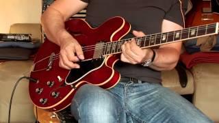 1966 Gibson ES-335, cherry, Part1