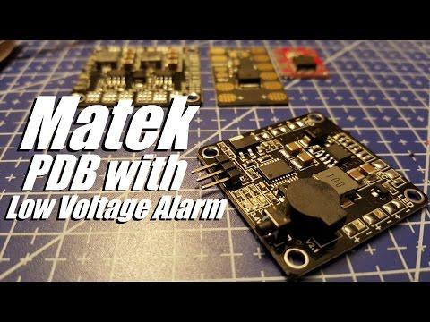 Matek PDB BEC-5V/3A from Banggood