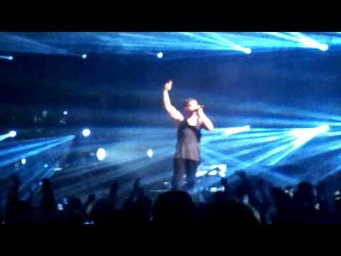 The Motto!!!! Drake Club Paradise OKC Chesapeake Energy Arena 2/28/12