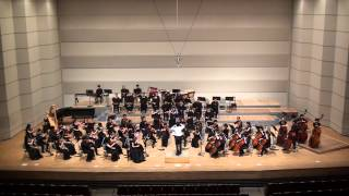Orchestra Ensemble Forza Autumn Concert 2012 - Debussy: Children