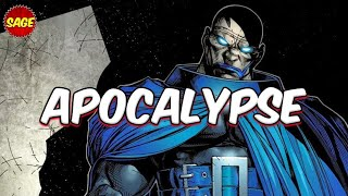 "Who is Marvel's Apocalypse? ""The First One"""