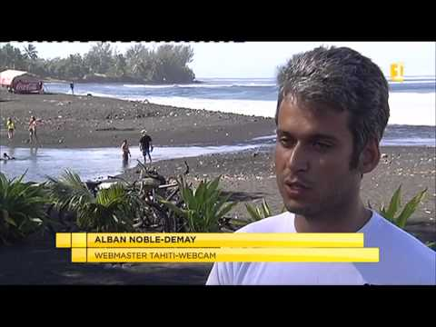 JT POLYNESIE PREMIERE WEBCAMS SURFSPOTS