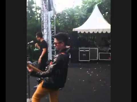 Shafa - Salahkah Cintaku - HONDA event Sabuga Band