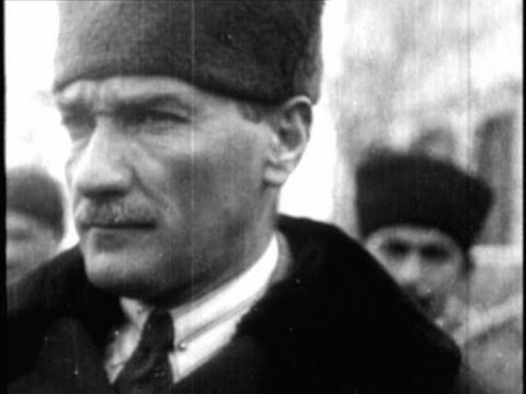 Biography of Ataturk (english)