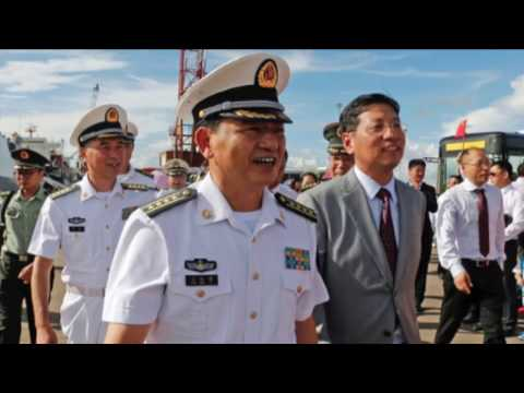 Xung Đột Biển Đông: Trung Cộng Đưa Hạm Đội Đến Việt Nam