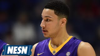 Nba rumors: ben simmons pushing 'lakers or bust' agenda