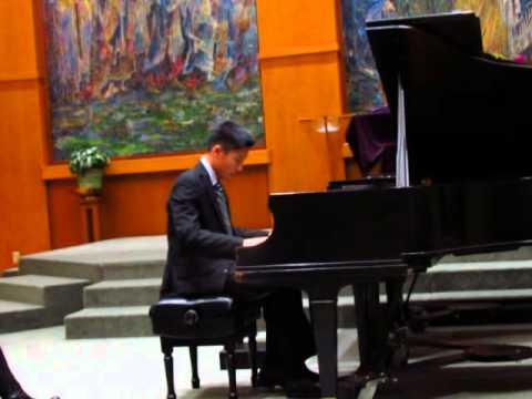 Matthew Sim 2015 Winter Recital