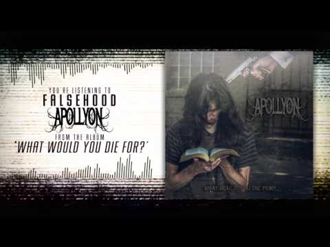 Apollyon - 07 Falsehood (feat. Nathan Wackett) [Lyrics]