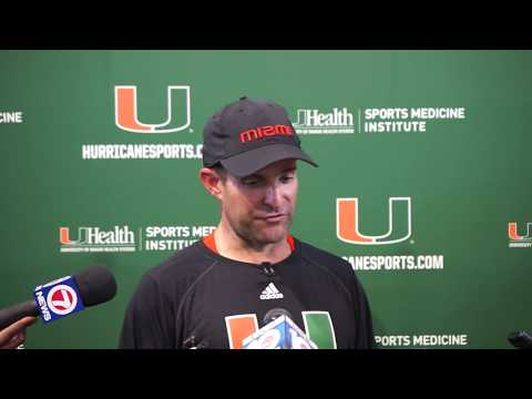 In The Zone - Is Manny Diaz the Next Willie Taggart? Brandon Kravitz Thinks So