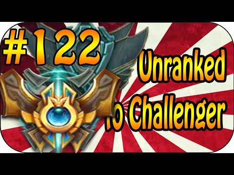 Unranked to Challenger #122 - Dia 3 - Graves ADC