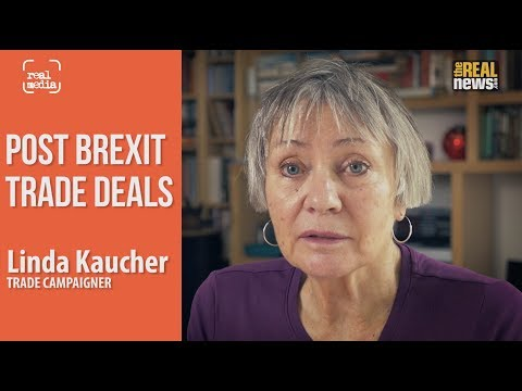 Linda Kaucher - Who Will Win or Lose in Brexit Trade Deals?